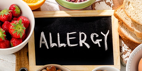 Food Allergens in Classrooms Training Room tickets