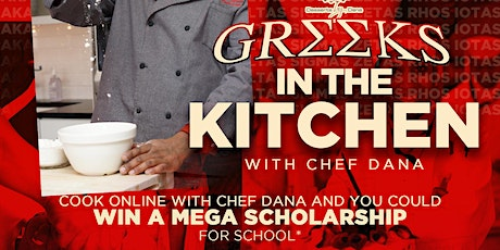 GREEKS IN THE KITCHEN with Chef Dana tickets