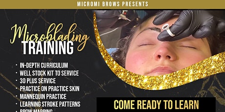 Microblading/Microshading Training Class tickets