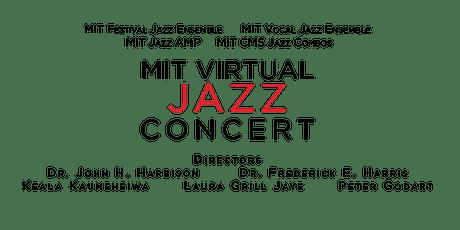 MIT Virtual Jazz Concert billets