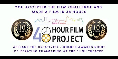 48 Hour Film Project - Awards Night tickets