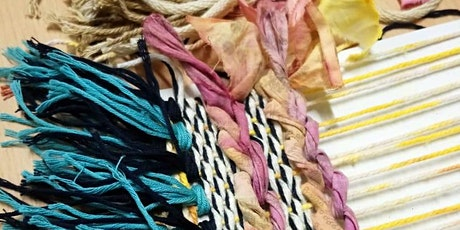 Weaving at Home with Nicci tickets