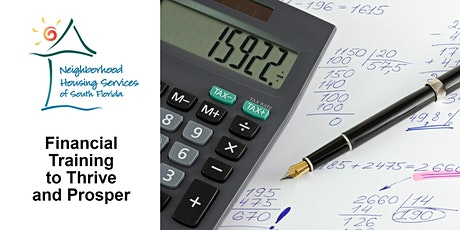 """Financial Training to Thrive and Prosper"" Workshop 6/19/20 (Spanish) boletos"