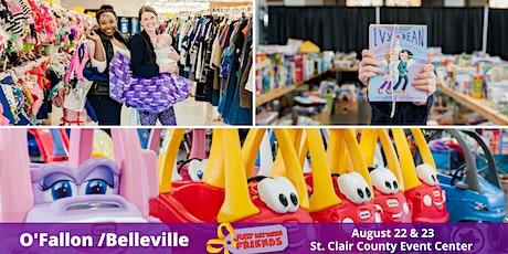 Just Between Friends O'Fallon/Belleville Fall Sale | August 22-23 tickets