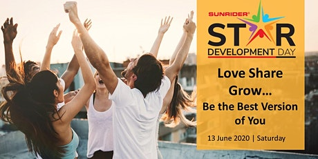 Star Development Day :  Be the Best Version of You! tickets
