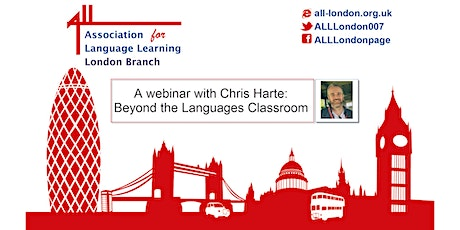TILT Webinar with Chris Harte: Beyond the Languages Classroom with Google tickets