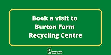 Burton Farm - Tuesday 9th June tickets