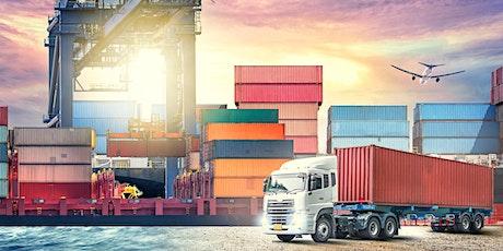 Export Opportunity & SBA Export Loans 90% Guarantee Program tickets