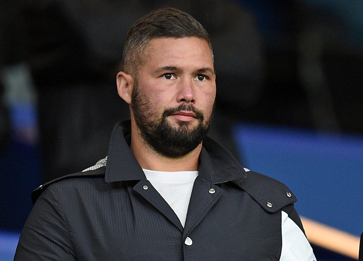An Evening with Tony Bellew at the Vale Sports Arena, Cardiff image