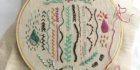 Hand Embroidery Basics tickets