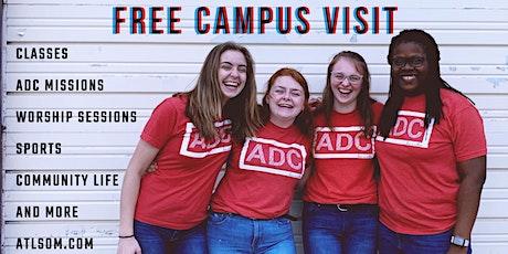 ASOM On-Campus Visit tickets