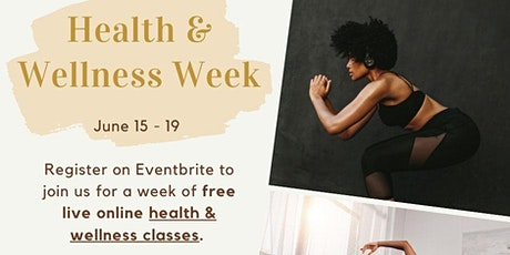 The Queen Sessions Health & Wellness Week tickets