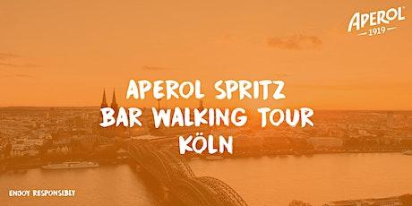 Aperol Spritz Bar Walking Tour Köln Tickets