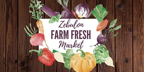 Zebulon Farm Fresh Market tickets