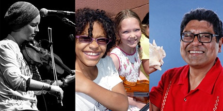 KIDS LEARN TO PLAY:  Fiddle Hour ONLINE (Intermediate/Advanced) tickets