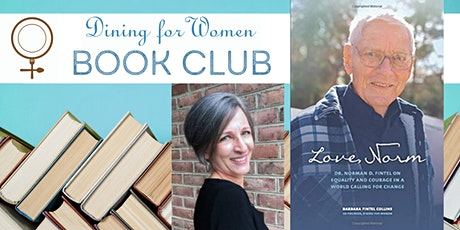 DINING FOR WOMEN Book Club: Love, Norm tickets