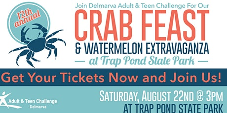12th Annual Crab Feast & Watermelon Extravanganza tickets