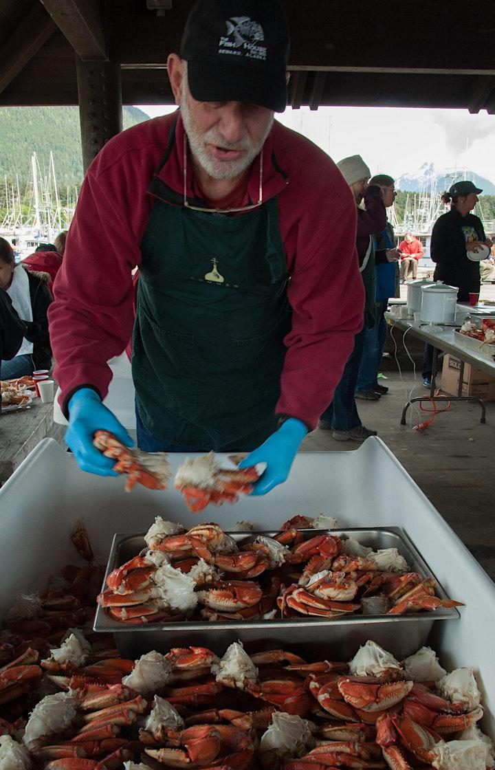 Arrowhead Transfer & Alaska Marine Lines Crab Feed Picnic image