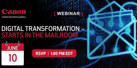 [Webinar] Are you experiencing challenges distributing incoming mail? tickets
