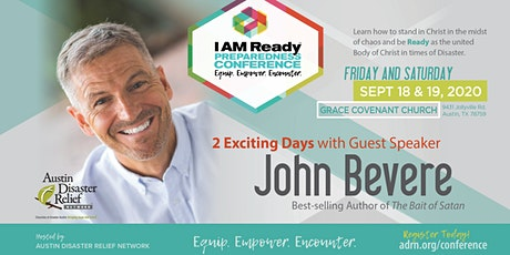 I AM Ready Preparedness Conference tickets