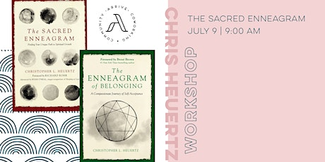 The Sacred Enneagram with Chris Heuertz tickets