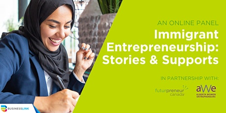 Immigrant Entrepreneurship: Stories and Supports - an Online Panel tickets
