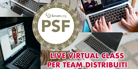 Professional Scrum Foundations - Scrum.org - Live Virtual Class biglietti