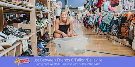 JBF O'Fallon/Belleville - Consignor Drop Off Appointment tickets