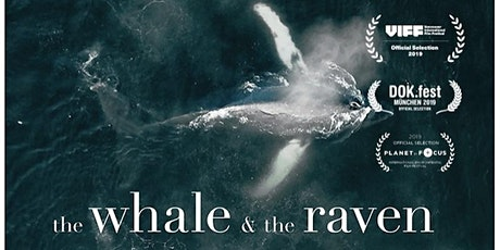 Virtual Screening: The Whale and the Raven by Mirjam Leuze tickets