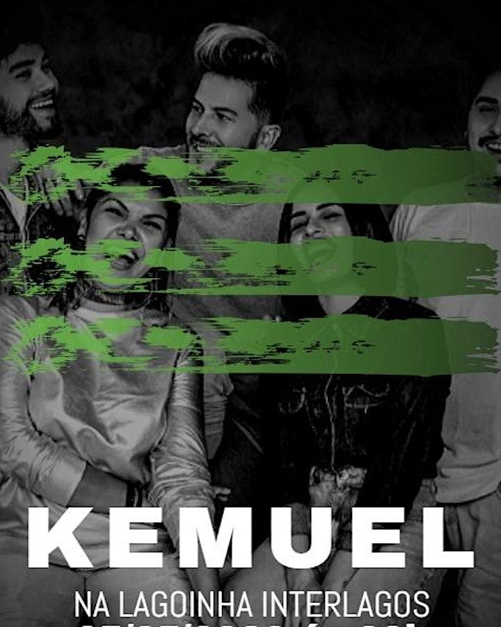 Imagem do evento Kemuel - Lagoinha Interlagos