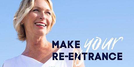 Make Your Re-Entrance: A Digital CoolSculpting  Q&A tickets