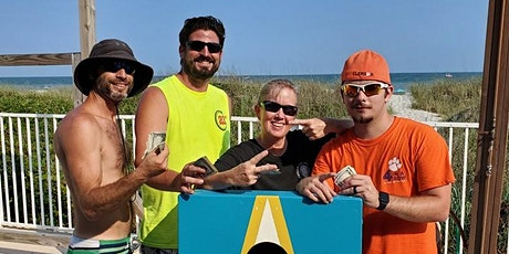 Cornhole Tournament at Castaway's Beach Bar! tickets