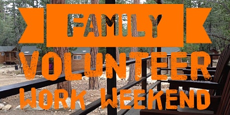 Family Volunteer Work Day  Opportunities tickets