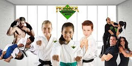 Free Introduction to Martial Arts Workshop for Kids Ages 5-12 tickets