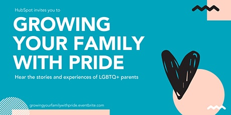 Growing Your Family with Pride: Hear from LGBTQ+ Parents (virtual panel) tickets
