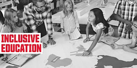 Live Webinar - Inclusive Education, Surrey tickets