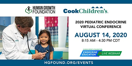 2020 Pediatric Endocrine Virtual Conference tickets