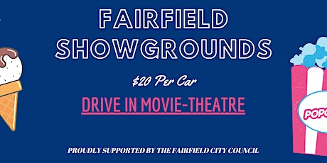 Fairfield Drive-in - Monday 8th of June! tickets