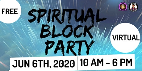 Full Chakra Activation Guided Meditation: Spiritual Block Party tickets
