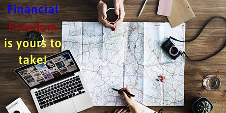 Mapping the Road to Financial Freedom tickets