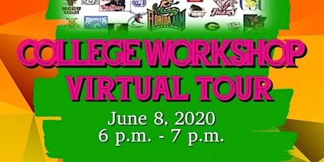 HBCU College Workshop Virtual Tour tickets