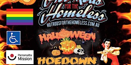 Hot Rod's For The Homeless Halloween Hoedown/Goes Country (Combined Ticket) tickets