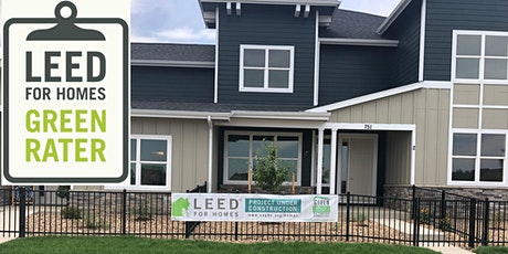 LEED for Homes Green Rater Training tickets