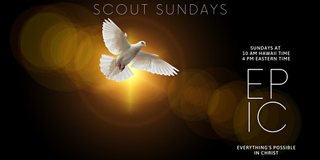 Scout Sundays - Join Us! tickets