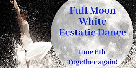 Full Moon White Ecstatic Dance tickets