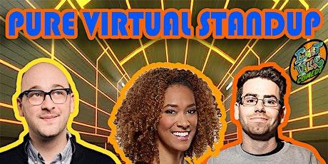 Josh Gondelman, Abbi Crutchfield, Patrick Schroeder- Pure Virtual Standup tickets