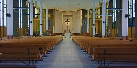 Sunday Mass at the Church (Live Streamed) tickets