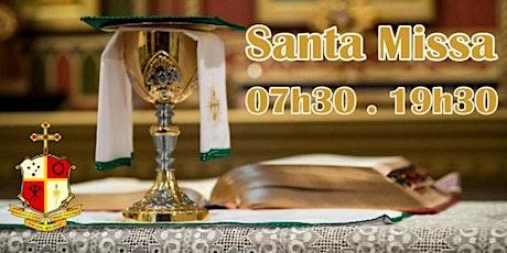 Santa Missa - Paróquia Santa Cruz ingressos