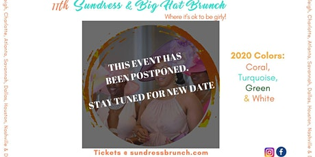 Sundress and Big Hat Brunch 2020 Dallas tickets