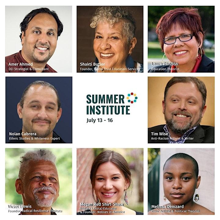 SpeakOut Summer Institute image